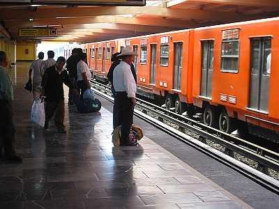 Metro Ciudad de Mexico (Wikimedia Commons)