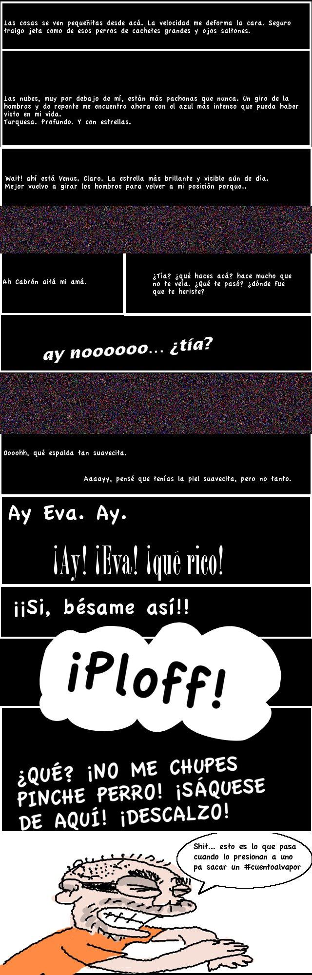 #tiraalvapor #cuentoalvapor